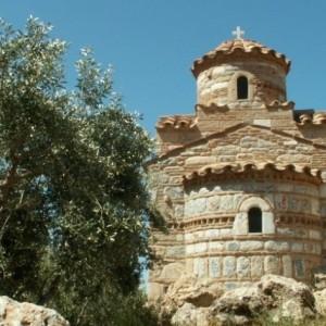 Православные церкви и монастыри Греции фото