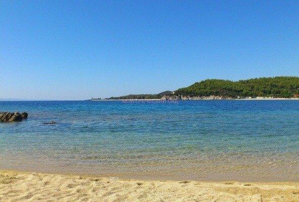 Пляж Элафониси Крит