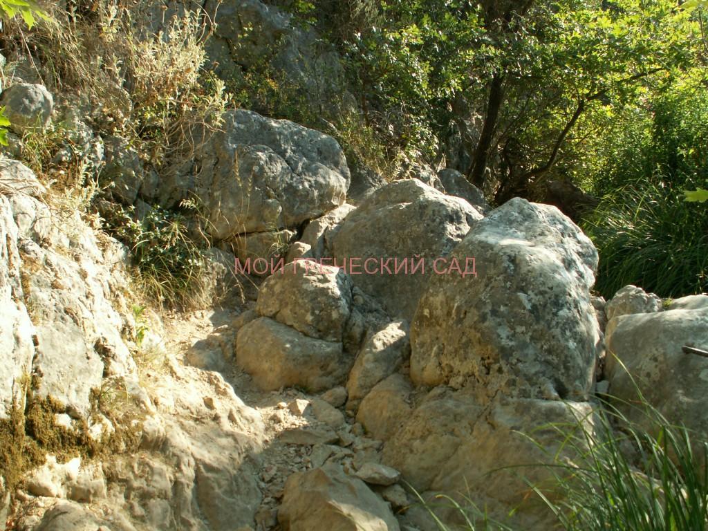 Скалы Полилимнио фото