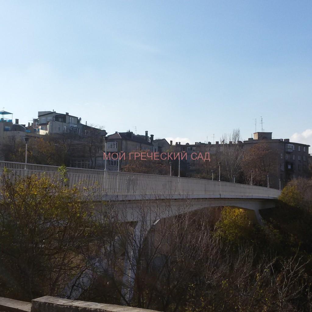 Одесса, Тещин мост фото