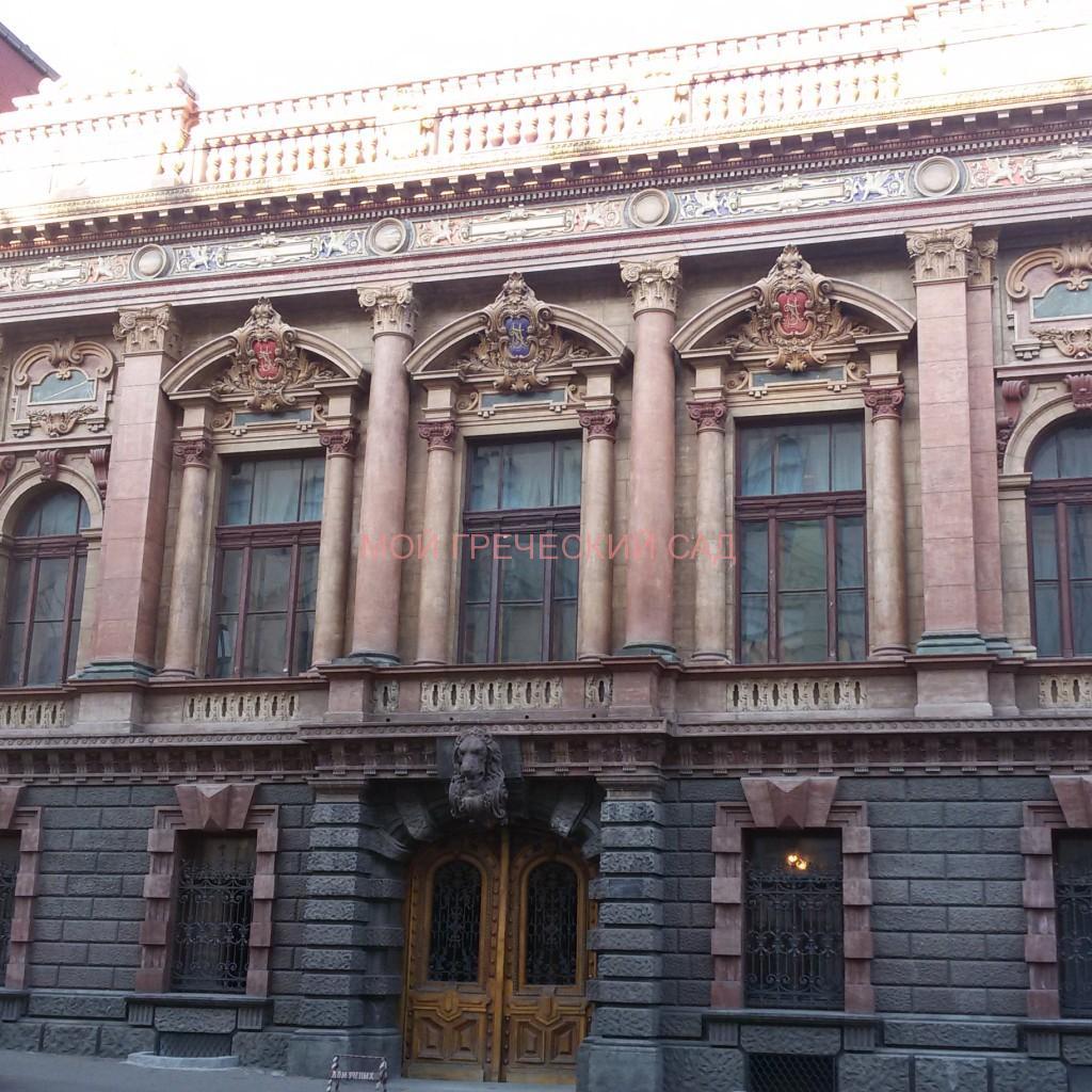 Дворец Толстых  в Одессе
