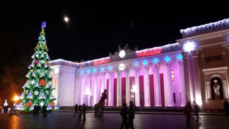 Вечерняя Одесса фото