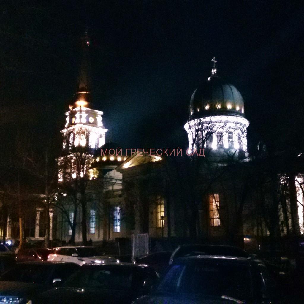Одесский Кафедральный Спасо-Преображенский собор фото