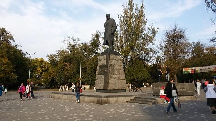 Парк им. Т. Г. Шевченко фото Одесса