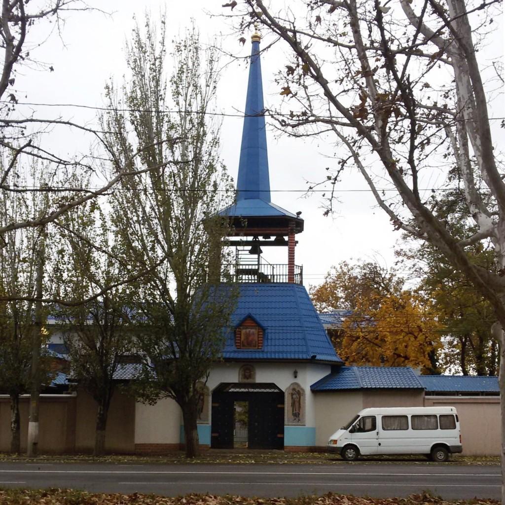 Храм иконы Божией Матери «Всех скорбящих Радость» Одесса
