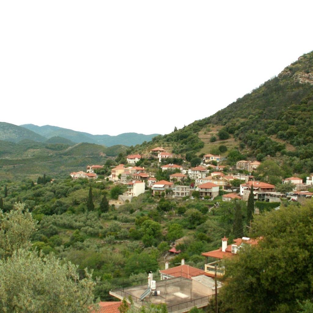 греческое село