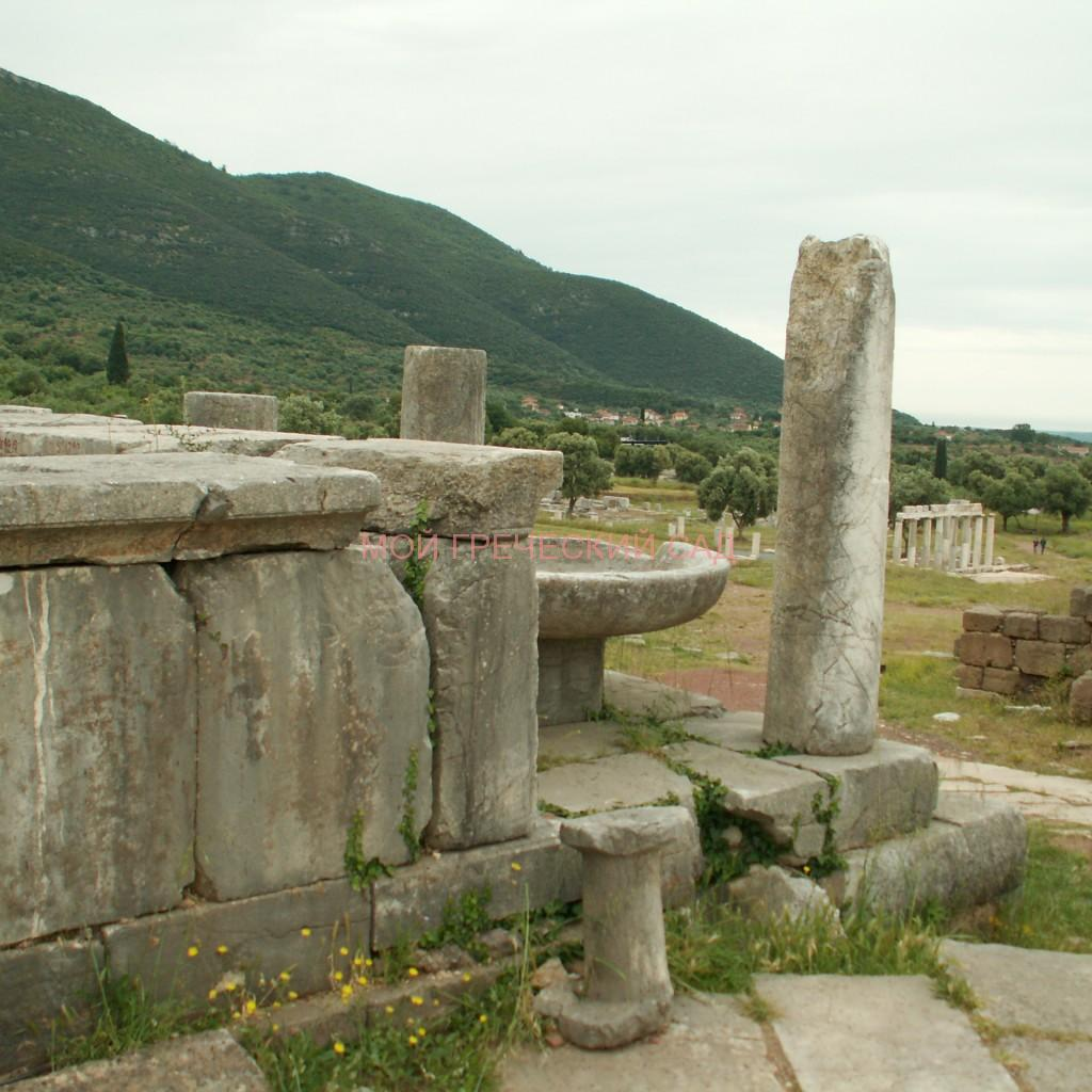 древние жители греции