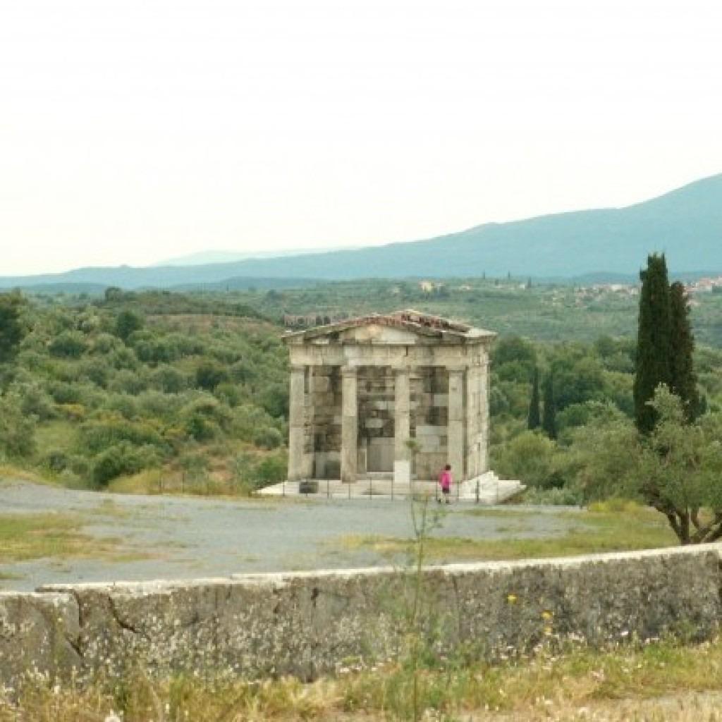 сооружения древней греции