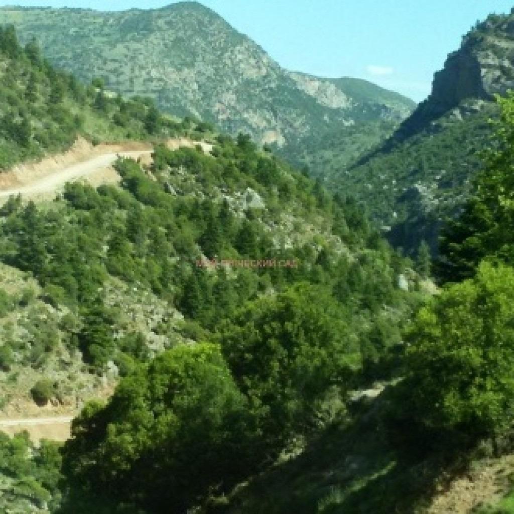 горный Пелопоннес