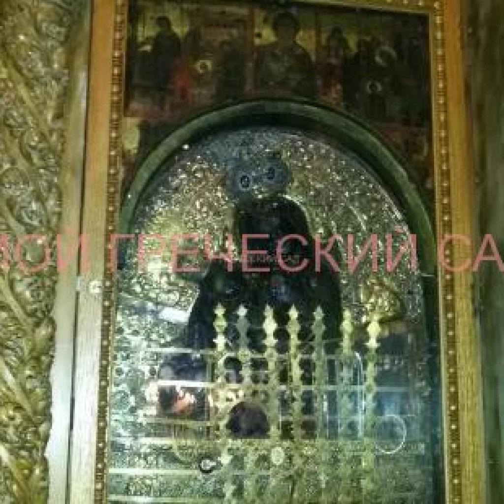 икона Богородица Спилеотисса (Пещерная)