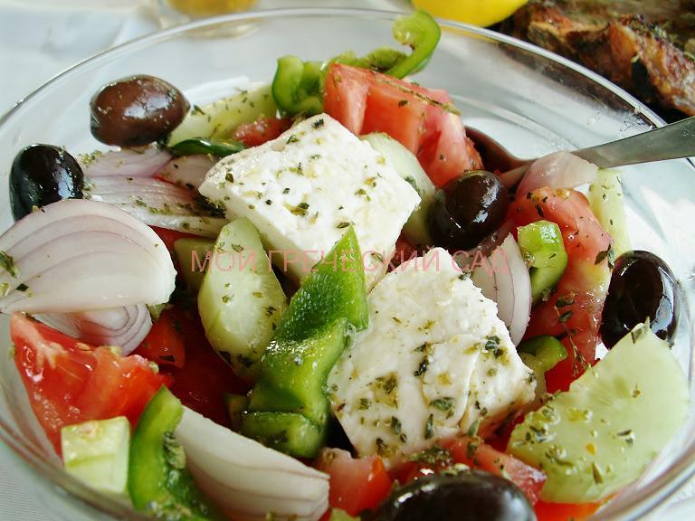 греческая традиционная кухня