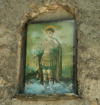 Святой Фанурий фото