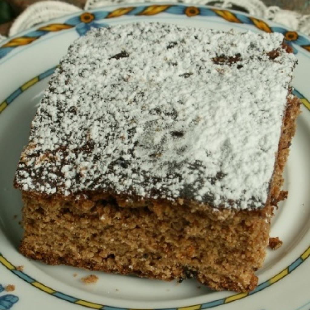 фануропита - греческий пирог