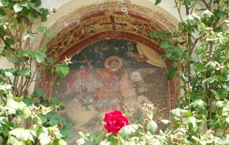 Монастырь Святого Георгия Фенеу