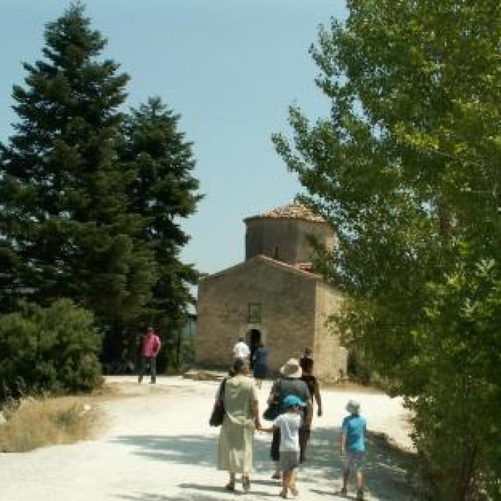 Часовня Святого Фанурия в Нреции фото